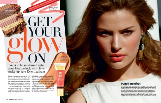Easy Living: Get your glow on