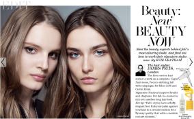 Net-a-Porter: New Beauty Now