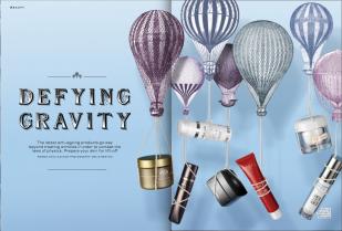 Stylist: Defying Gravity
