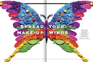 Stylist: Spread your wings