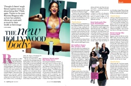 Easy Living, The New Hollywood Body by Evie Leatham